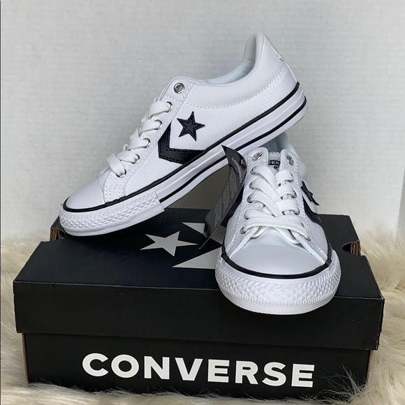 converse star player kids